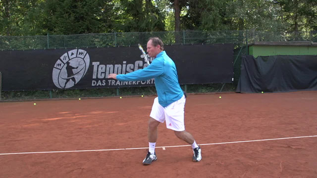 Forehand: Open Stance vs Closed Stance