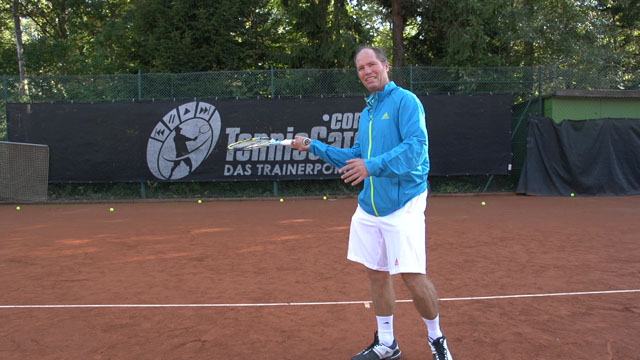 Control your Racquet Face on the Backswing