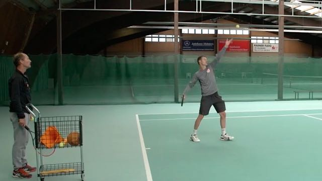 Calibrating the Serve - Length