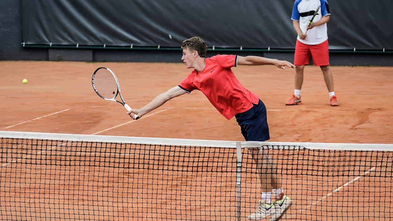 Doubles drills