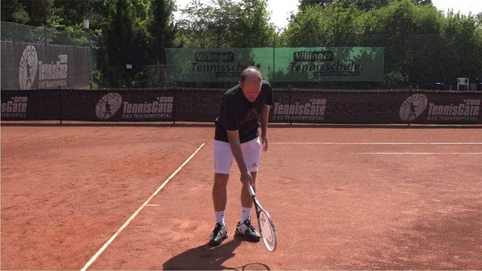 Vary the Speed, Height and Spin to Force the Opponent to Hit a Short Ball