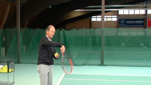 Learning to Use the Wrist to Improve the Spin Serve