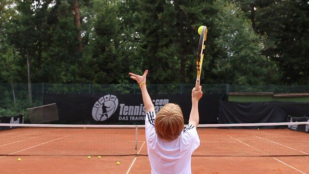Serve: The Trick with the Frame