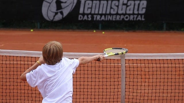 Serve-Methodology: Control of the Forearm after Contact