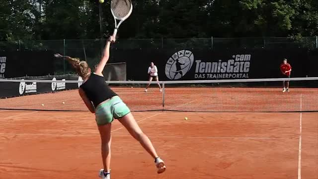 Warming up with Serve and Return